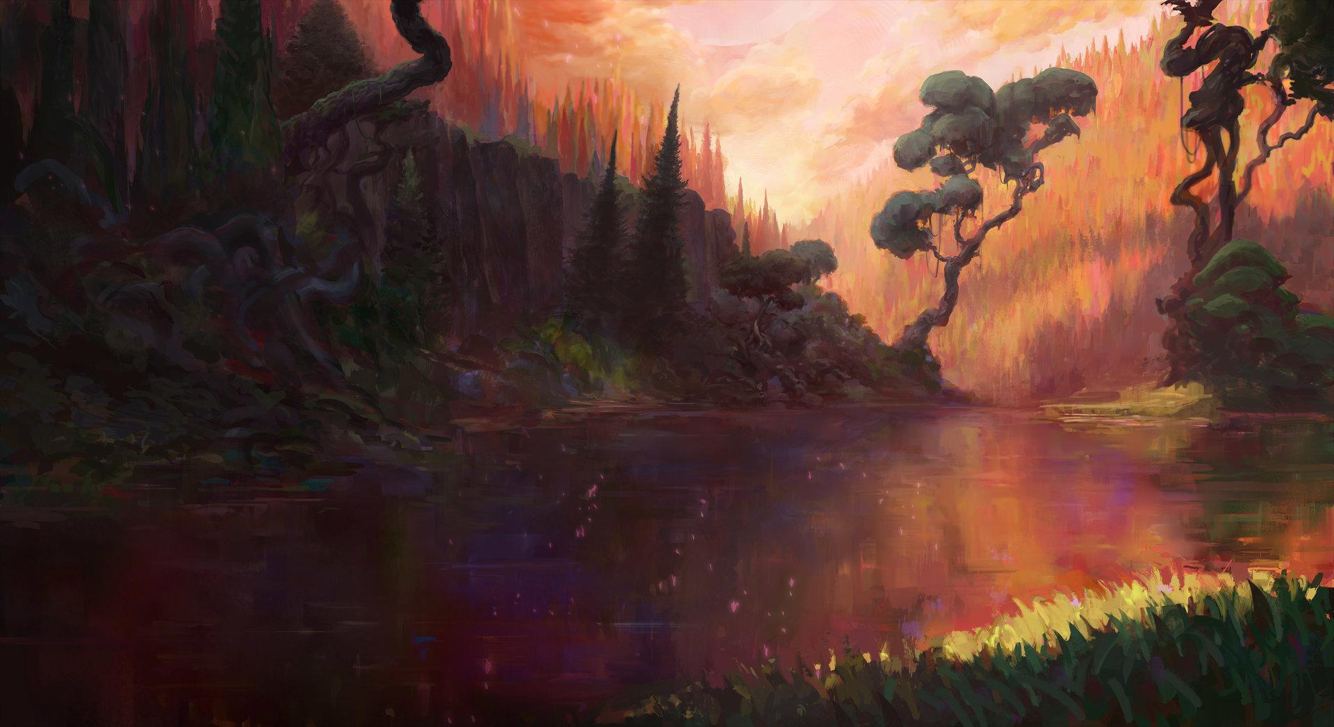 arborea d&d next Il Piano di Arborea in 5a edizione (D&D Next) - by Olly Lawson Dungeon Master's Guide (2014-12) © Wizards of the Coast