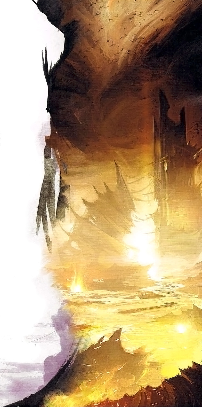 nine hells d&d next I Nove Inferi in 5a edizione (D&D Next) Dungeon Master's Guide (2014-12) © Wizards of the Coast
