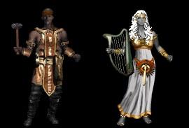 {$tags} Fazione dei Godsmen (2008) © Ultima Online Planescape Shard