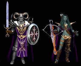{$tags} Fazione dei Doomguards (2008) © Ultima Online Planescape Shard
