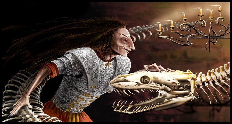"""delhar """"Necrophidius Created"""" - by delhar (Yashka) delhar.deviantart.com (2011) © dell'autore tutti i diritti riservati"""