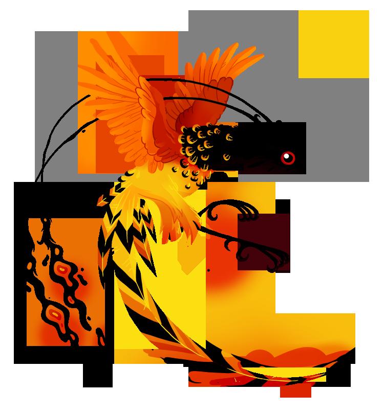"dungeonsanddrawings ""Phoenix"" - by Blanca Martinez de Rituerto dungeonsanddrawings.blogspot.com (2014-08) © dell'autore tutti i diritti riservati"