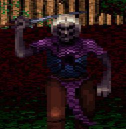 d&d dark elf Drow nel vecchio gioco Menzoberranzan Videogame: Menzoberranzan (1994-12) © SSI, Wizards of the Coast & Hasbro