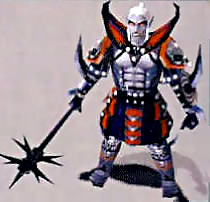 d&d dark elf ps2 Rendering guardia drow in Dark Alliance Videogame: Baldur's Gate, Dark Alliance (2001-12) © Interplay, Wizards of the Coast & Hasbro