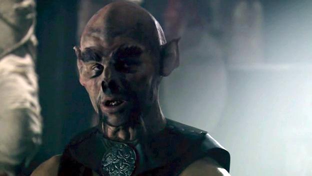 dark elf tv Githyanki al servizio dello stregone Damodar Film: Dungeons and Dragons, Wrath of the Dragon God (2005) © Sci-Fi Pictures Original Films, Wizards of the Coast & Hasbro