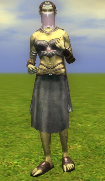"{$tags} La githzerai Zhjaeve nell'espansione ""planare"" di NWN 2 Videogame: Neverwinter Nights 2, Mak of the Betrayer (2007-09) © Black Isle Studios, Wizards of the Coast & Hasbro"