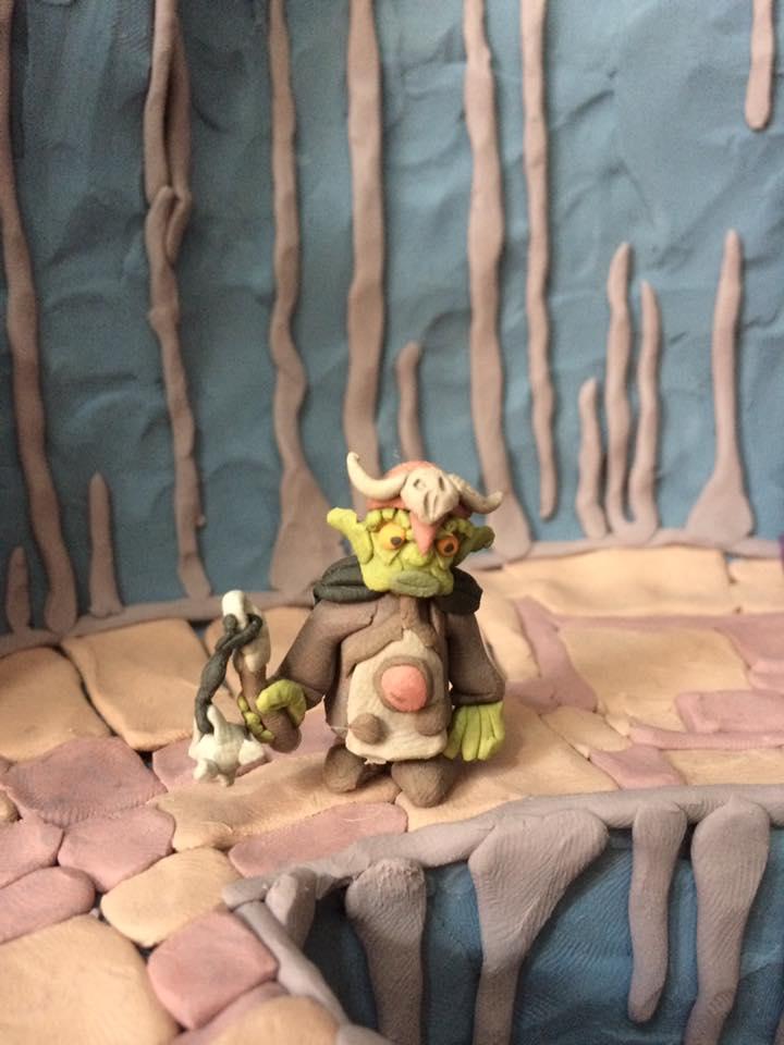 daleksaresupreme1 Goblin Grunt - by Lucas Mitchell (daleksaresupreme1) daleksaresupreme1.deviantart.com (2017-10) © dell'autore tutti i diritti riservati