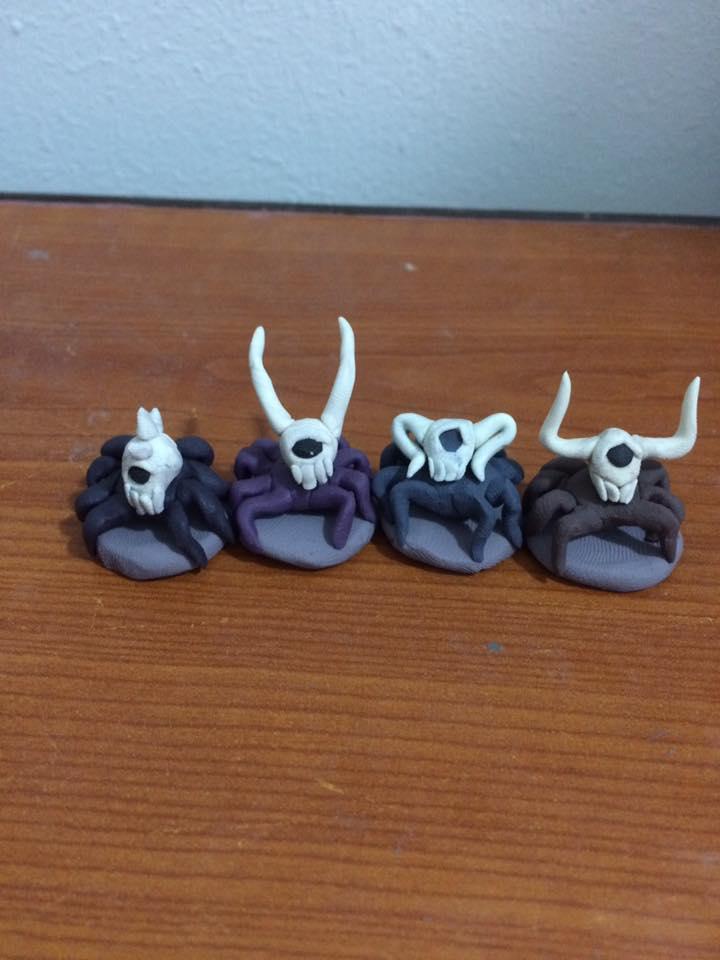 daleksaresupreme1 Skull Spiders - by Lucas Mitchell (daleksaresupreme1) daleksaresupreme1.deviantart.com (2017-10) © dell'autore tutti i diritti riservati