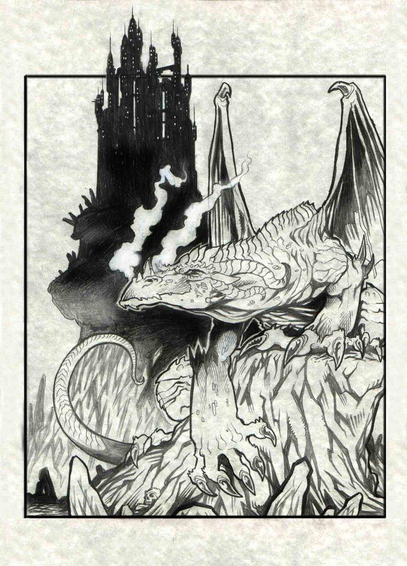 """nezart """"Fantasy pin up 3"""", disegno preparatorio - by Nezart (Domenico Neziti) nezart.deviantart.com (2001) © dell'autore tutti i diritti riservati"""