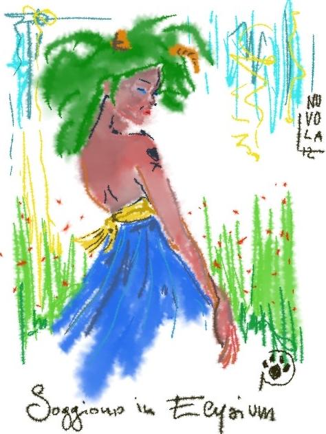 """nuvola planescape """"Primo dipinto su tela: soggiorno in Elysium"""" (dal forum UO, """"Dipinti di Regina"""") - by Nuvola www.planescape.it (2012-09) © dell'autore e Ultima Online Planescape Shard"""
