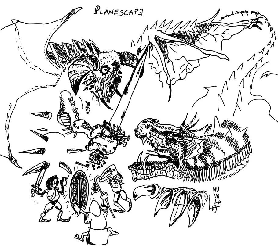 """nuvola planescape """"Battaglia balor"""" (dal forum UO, """"Chiusura portali e battaglia contro demoni"""") - by Nuvola www.planescape.it (2013-07) © dell'autore e Ultima Online Planescape Shard"""