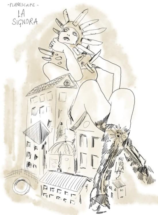"""nuvola planescape """"La Signora"""" (dal forum UO, """"Portali maledetti, s'è detto tutto? - per edizione serotina"""") - by Nuvola www.planescape.it (2013-07) © dell'autore e Ultima Online Planescape Shard"""