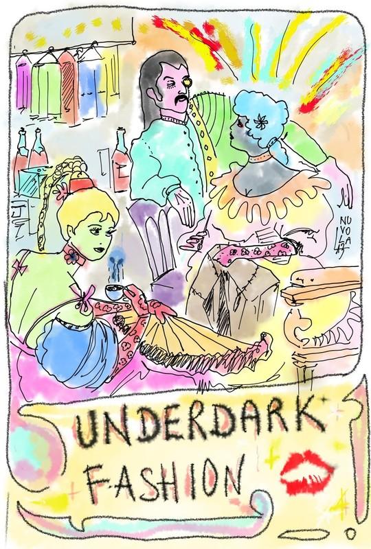 """nuvola planescape """"Il Vento Nero"""" (dal forum UO, """"Underdark Fashion sartoria"""") - by Nuvola www.planescape.it (2013-08) © dell'autore e Ultima Online Planescape Shard"""