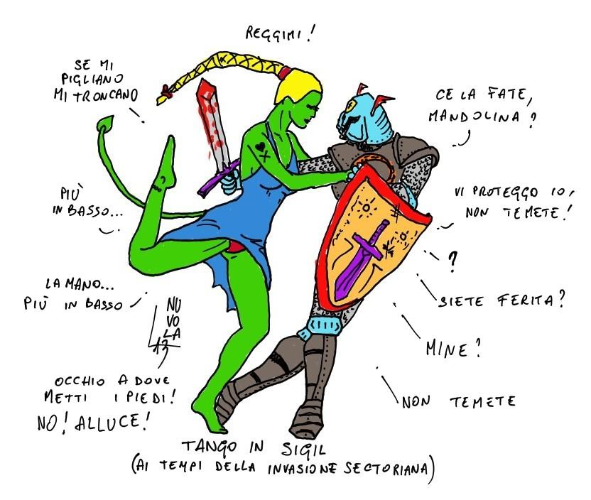 """nuvola planescape """"Sigil tango"""" (dal forum UO, """"Sigil Tango (passeggiata tra i demoni)"""") - by Nuvola www.planescape.it (2013-08) © dell'autore e Ultima Online Planescape Shard"""