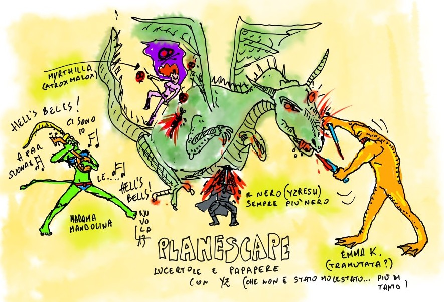 """nuvola planescape """"Planescape, lucertole e papere"""" (dal forum UO, """"Avventura coi draghi (oh gugga chi mi manca sei tu)"""") - by Nuvola www.planescape.it (2013-09) © dell'autore e Ultima Online Planescape Shard"""