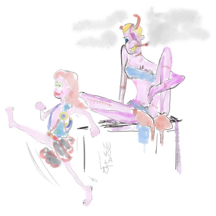 """nuvola planescape """"Con Leonora"""" (dal forum UO, """"Richiesta appartenenza alla fazione della Trista Cabala"""") - by Nuvola www.planescape.it (2013-11) © dell'autore e Ultima Online Planescape Shard"""