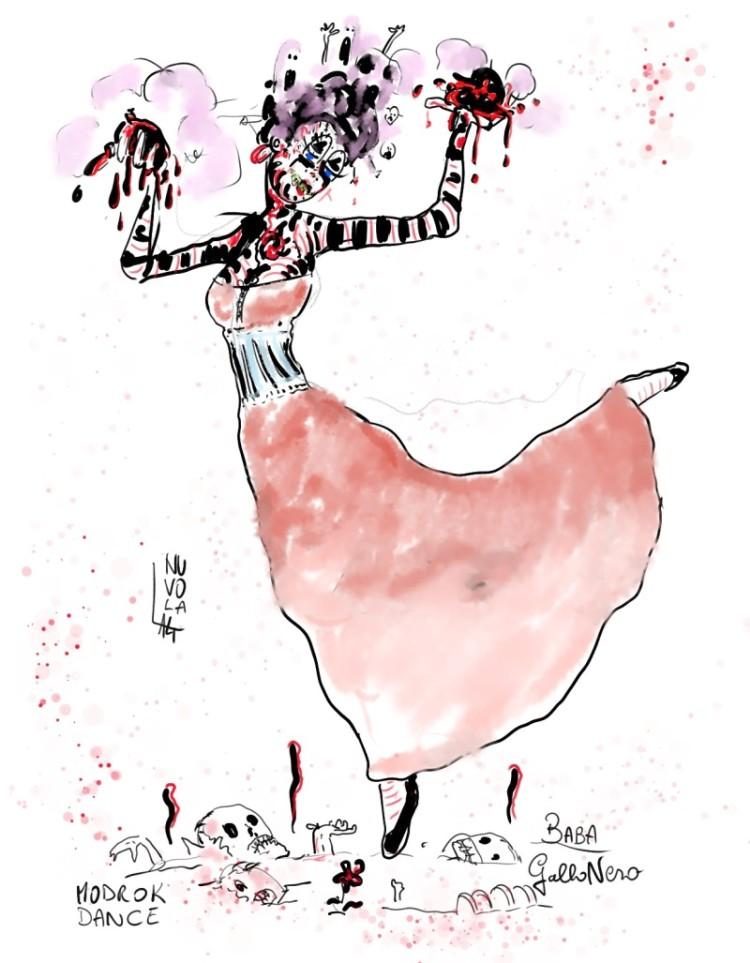 """nuvola planescape """"Baba - danza"""" (dal forum UO, """"Strage in Glorensil (una strega)"""") - by Nuvola www.planescape.it (2014-01) © dell'autore e Ultima Online Planescape Shard"""