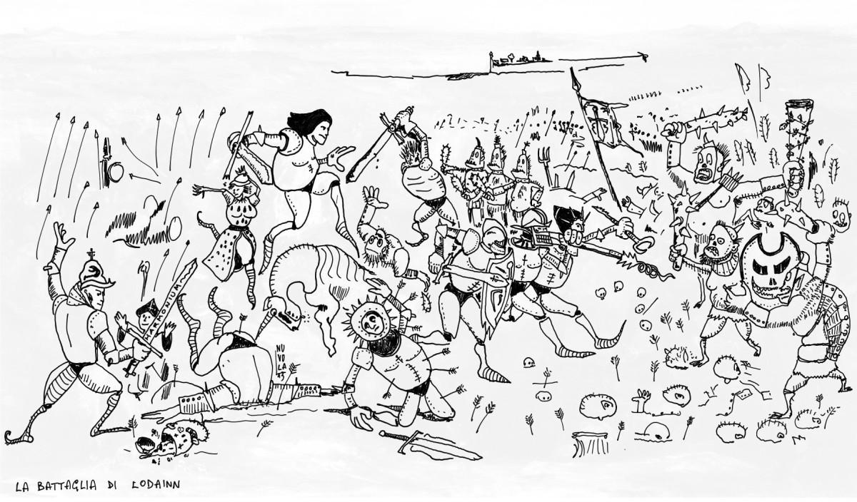 {$tags} Battaglia di Lodainn - by Nuvola Nuvola Seduta (2013-06) © dell'autore e Ultima Online Planescape Shard