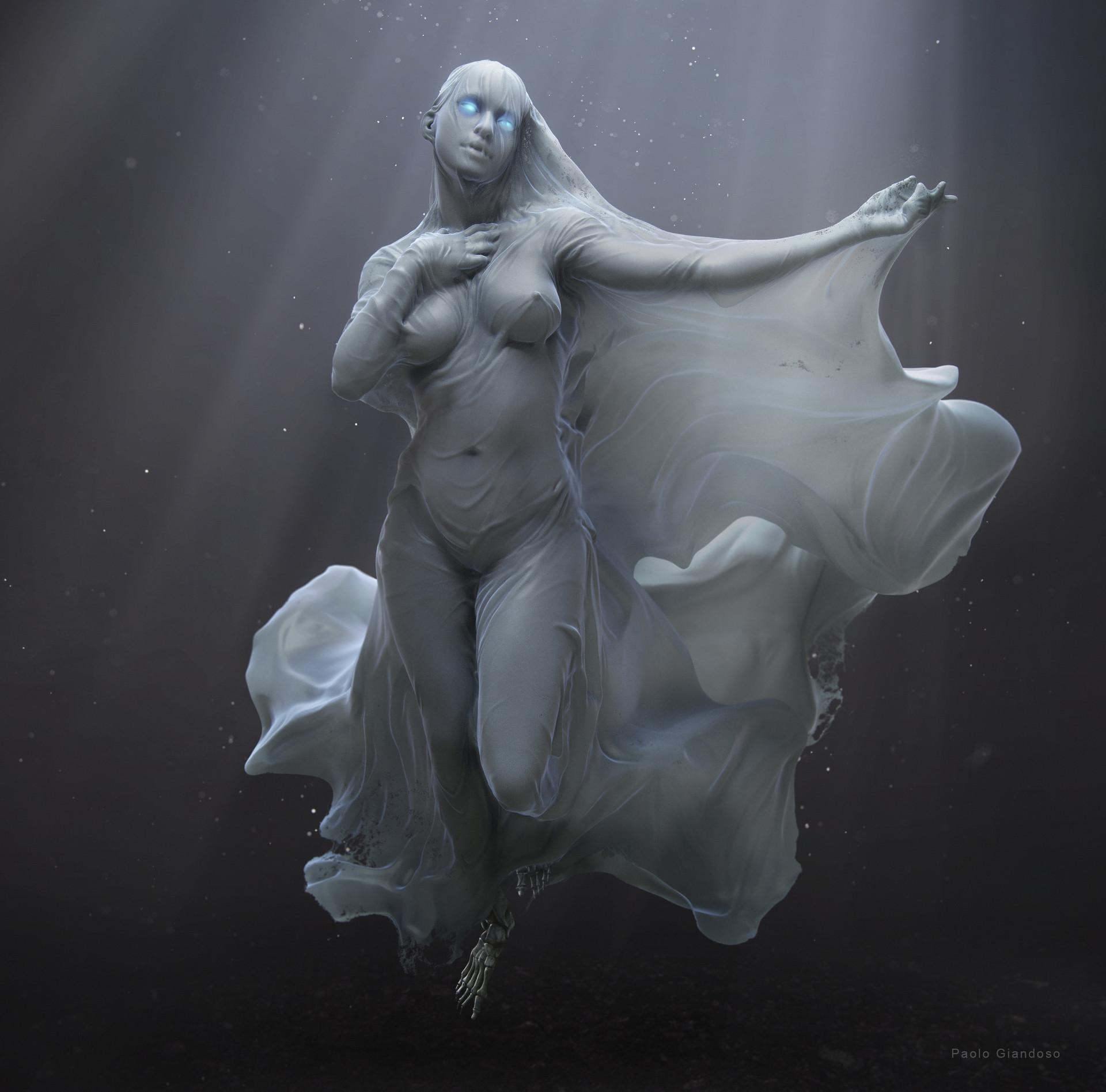 """giandoso pale night 3d """"Pale Night"""", la Madre dei Demoni - by Paolo Giandoso www.artstation.com (12-2015) © dell'autore tutti i diritti riservati"""