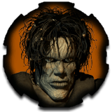 Planescape Torment small Portrait - Nameless One dustman robe (1999)