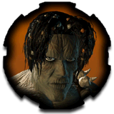 Planescape Torment small Portrait - Nameless One (1999)