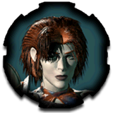 Planescape Torment small Portrait - Annah of the Shadows (1999)