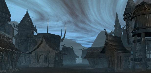 Planescape Torment Rendering ambiente - Immagine 1, schermata di caricamento