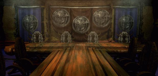 Planescape Torment Rendering ambiente - Immagine 11, schermata di caricamento