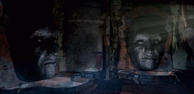 Planescape Torment Rendering ambiente - Immagine 12, schermata di caricamento