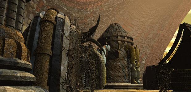 Planescape Torment Rendering ambiente - Immagine 13, schermata di caricamento