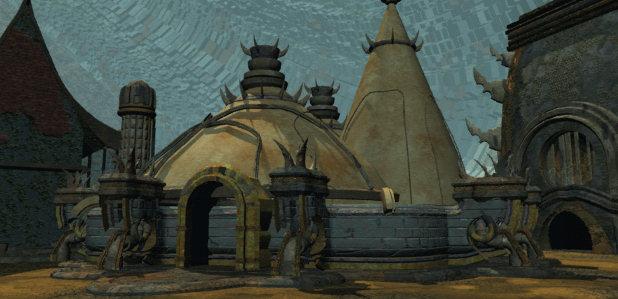 Planescape Torment Rendering ambiente - Immagine 14, schermata di caricamento