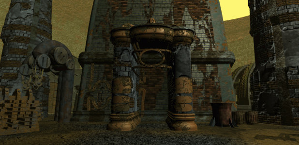 Planescape Torment Rendering ambiente - Immagine 16, schermata di caricamento