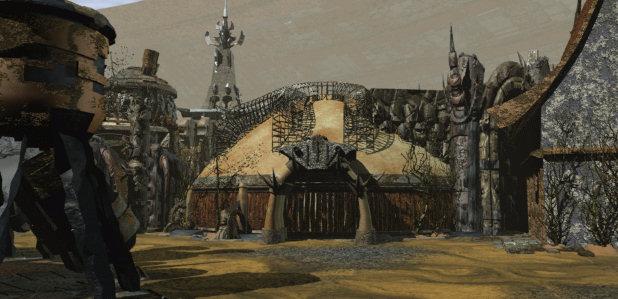 Planescape Torment Rendering ambiente - Immagine 17, schermata di caricamento