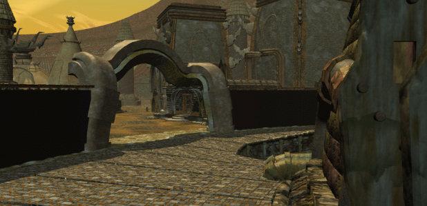 Planescape Torment Rendering ambiente - Immagine 18, schermata di caricamento