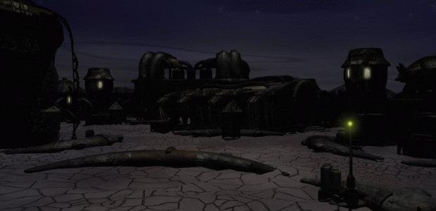 Planescape Torment Rendering ambiente - Immagine 19, schermata di caricamento