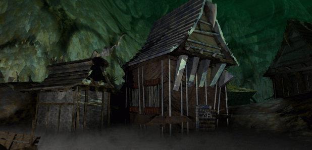 Planescape Torment Rendering ambiente - Immagine 2, schermata di caricamento