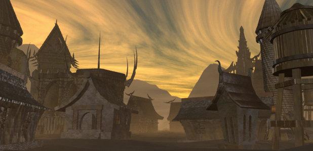 Planescape Torment Rendering ambiente - Immagine 21, schermata di caricamento