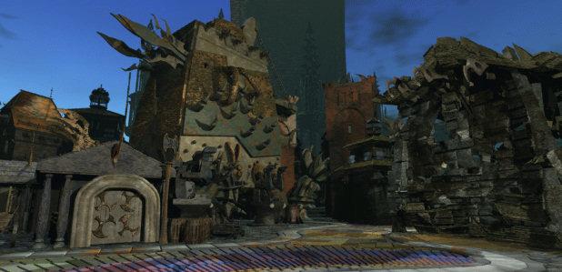 Planescape Torment Rendering ambiente - Immagine 3, schermata di caricamento