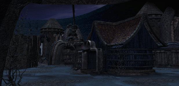 Planescape Torment Rendering ambiente - Immagine 5, schermata di caricamento