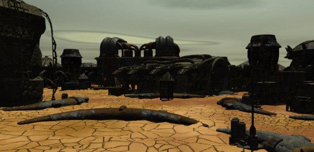 Planescape Torment Rendering ambiente - Immagine 7, schermata di caricamento