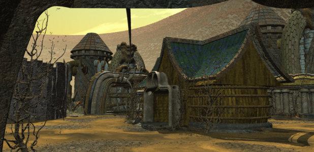 Planescape Torment Rendering ambiente - Immagine 9, schermata di caricamento