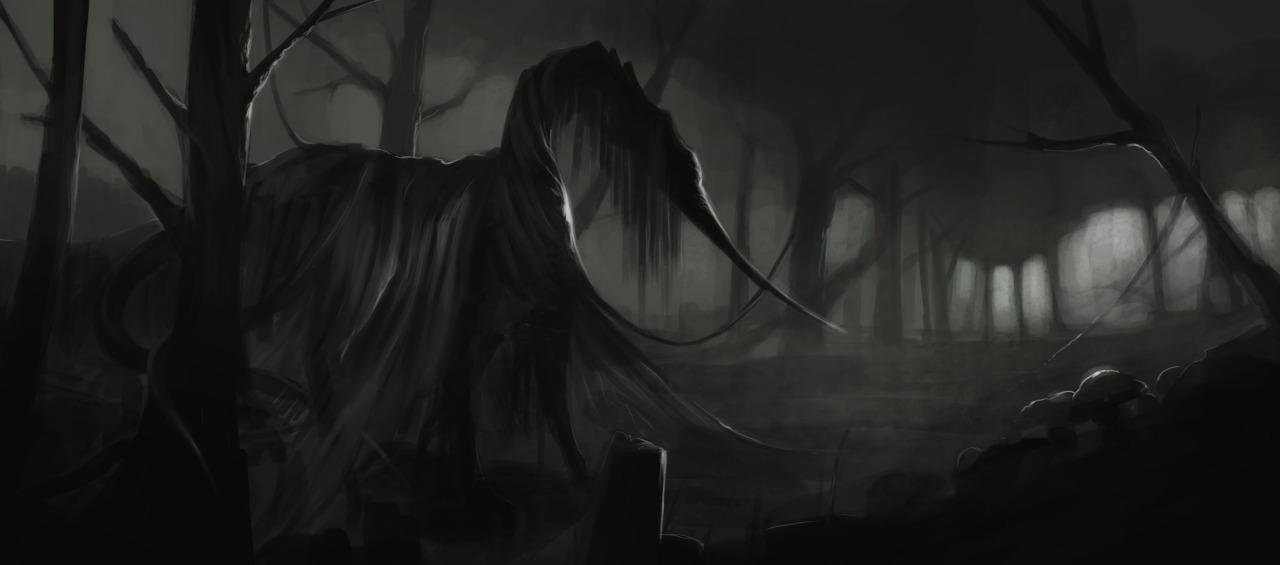 """the-murdellicious #35: """"Dragon, Black"""" - by Tuomas Salmela themurling.tumblr.com (2015) © dell'autore tutti i diritti riservati"""