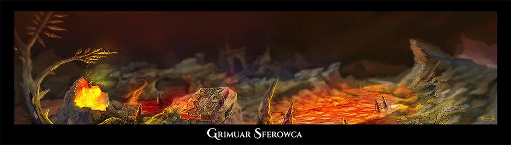 """ronamis """"Plane of Infinite Portals"""" (commissione per il gruppo di Grimuar Sferowca - grimuar.pl) - by ronamis (Michael Malkin) ronamis.deviantart.com (2015-06) © dell'autore tutti i diritti riservati"""