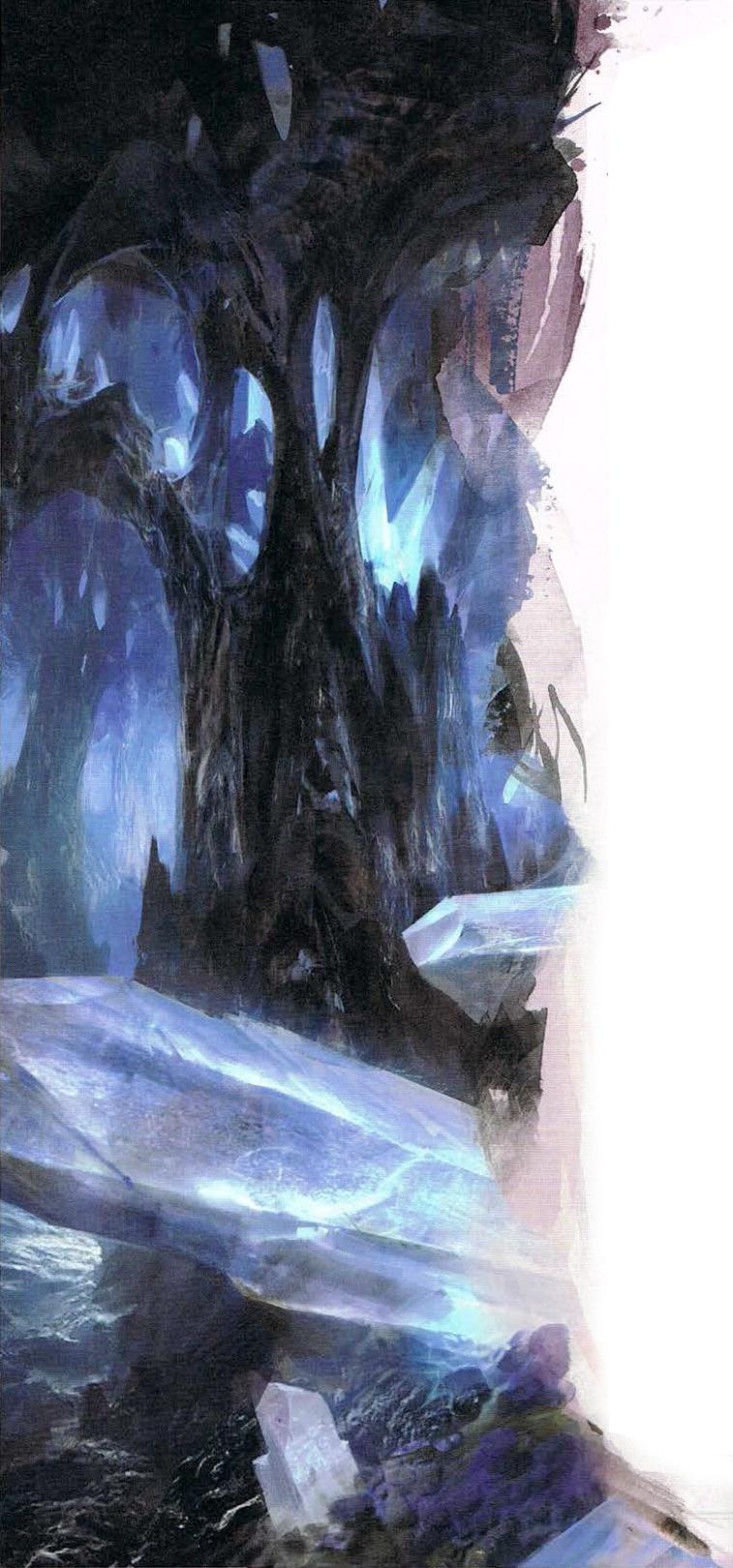 plane of earth d&d next Il Piano della Terra in 5a edizione (D&D Next) Dungeon Master's Guide (2014-12) © Wizards of the Coast