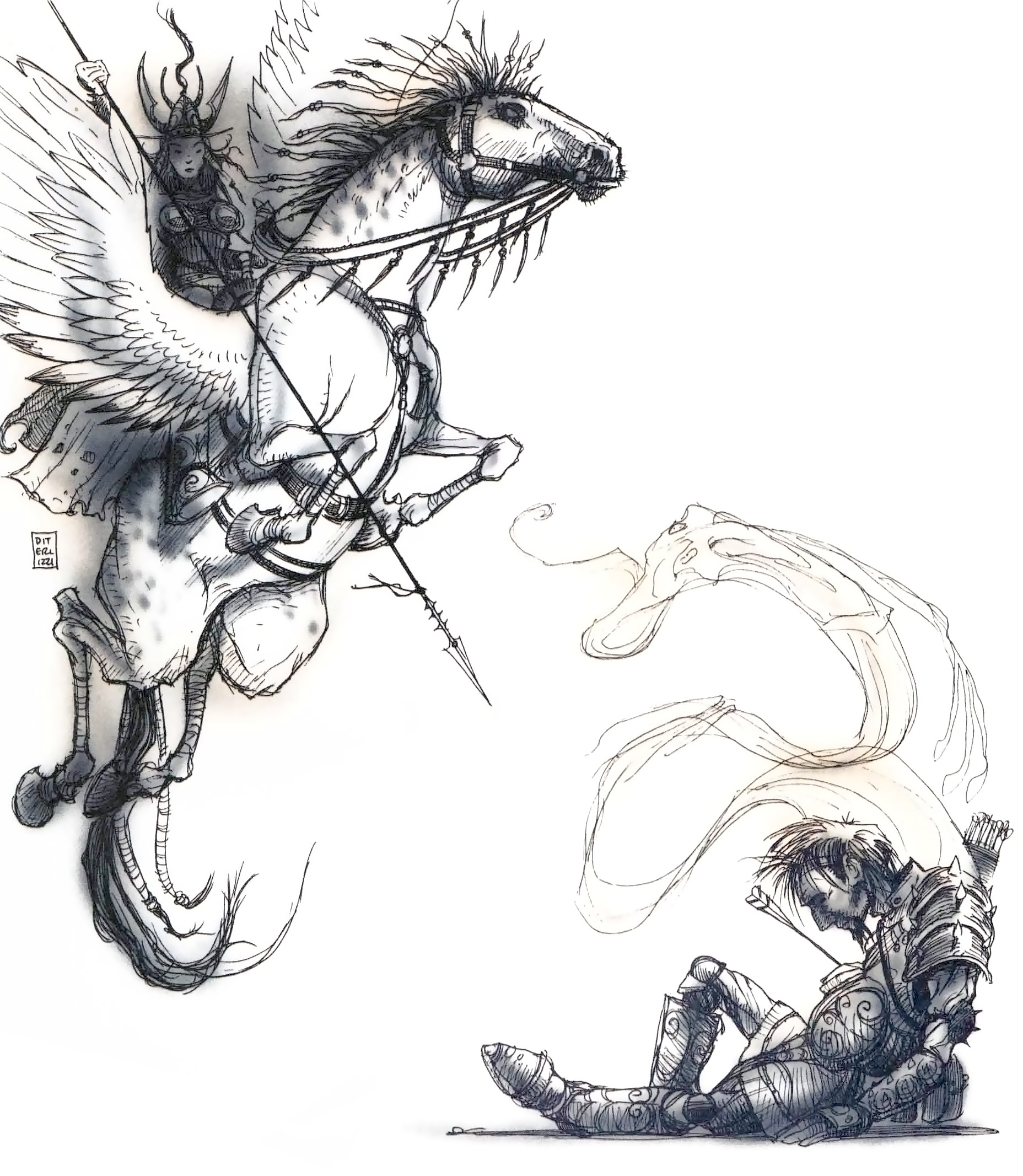valkyrie_and_ysgardian_petitioner_by_tony_Diterlizzi-02603_%281994%29_TSR_AD%26D_2ed_Planescape-Planes_of_Chaos_Boxed_Set.jpg