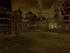 """purgatorio hiverunner road La """"Corsa dell'Alveare"""" - screenshot dal modulo """"Planescape: Purgatorio"""" NWN2 module - Planescape: Purgatorio (2006-2012) © Atari, Rogue Dao Studios"""