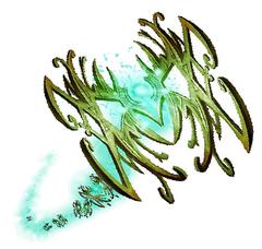{$tags} Arconte Lanterna - by Michael Jaecks Pathfinder Roleplaying Game Bestiary (2009) © Paizo Publishing, Wizards of the Coast & Hasbro