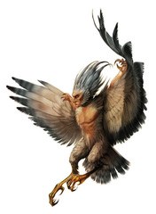 {$tags} Guardinal (agathion) avoral - by Eva Widermann Pathfinder Roleplaying Game Bestiary 2 (2011-01) © Paizo Publishing, Wizards of the Coast & Hasbro