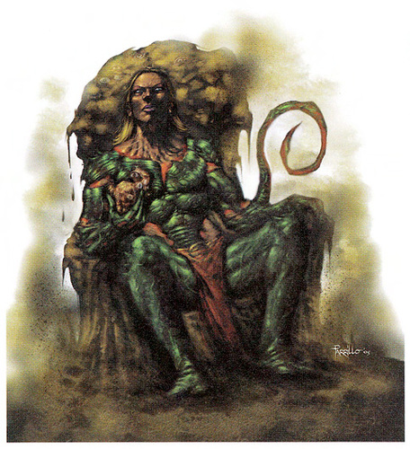 daelkyr Belashyrra, il Signore degli Occhi - by Lucio Parrillo Eberron Campaign Guide, pg. 205 (2009-06) © Wizards of The Coast