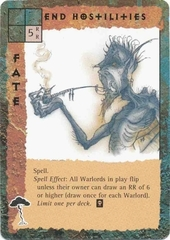 Planescape Blood Wars CCG base pack fate Ambush